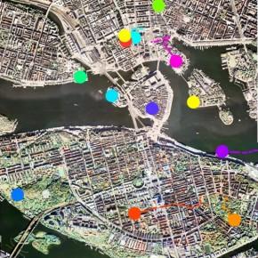 Skälva Remapping the City